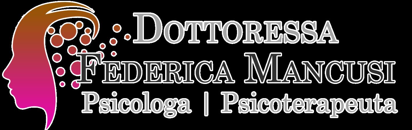 Psicologa Psicoterapeuta Federica Mancusi
